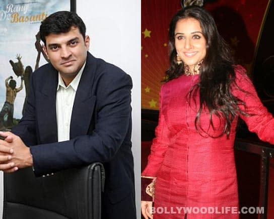 Vidya Balan to move in with Siddharth Roy Kapur?