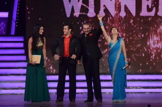 Juhi Parmar wins Bigg Boss 5!