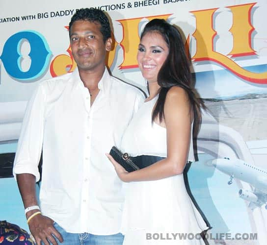 Lara Dutta and Mahesh Bhupathi have a daughter!