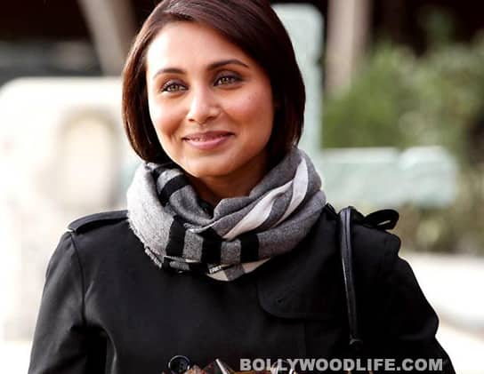 Rani Mukerji has no secrets
