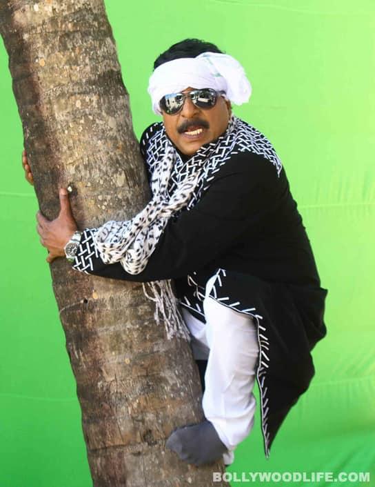 Sreenivasan snubs Mohanlal?