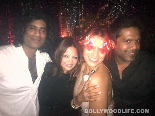 Bipasha Basu annoyed over her 'leaked' birthday video