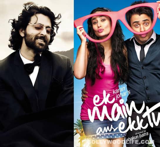 Hrithik Roshan, Imran Khan, Kareena Kapoor go toPeru!