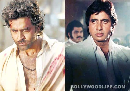 Hrithik Roshan eager to show 'Agneepath' remake to Big B
