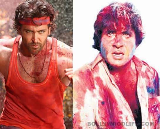 Who's a better Vijay Deenanath Chauhan: Hrithik Roshan or AmitabhBachchan?
