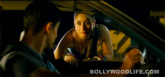 Does Kareena Kapoor play a streetwalker in 'Talaash'?