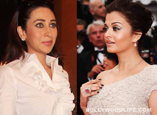 Karisma Kapur follows Aishwarya Rai to Cannes