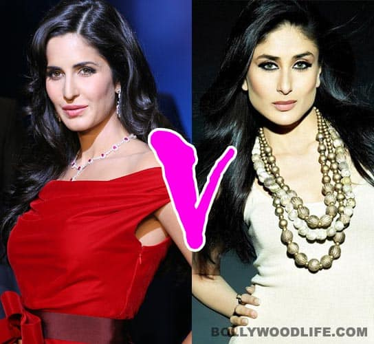 Will Katrina Kaif beat Kareena Kapoor?