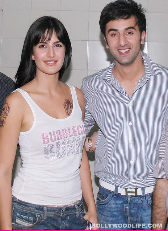 Katrina Kaif may shake a leg with Ranbir Kapoor on the World Tour