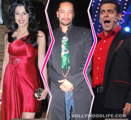 Can Sky mend relations between Pooja Bedi and Salman Khan?