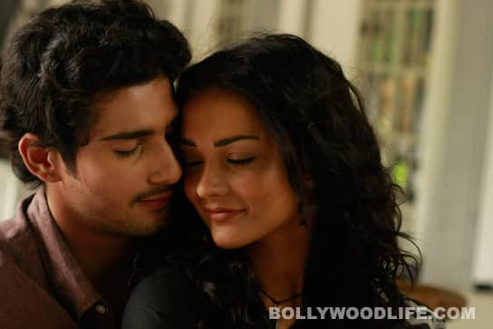 Prateik plans his Valentine's day with Amy Jackson