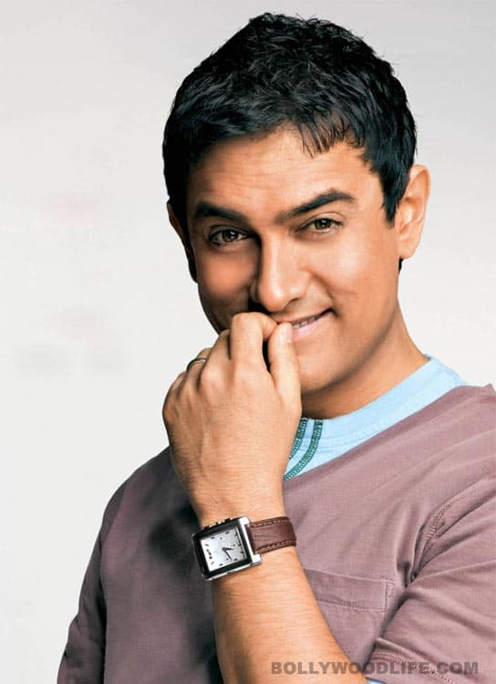 Aamir Khan wants to go 'Talli'