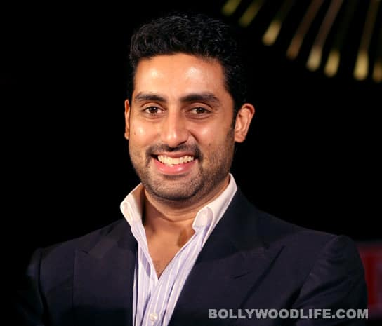 Happy Birthday, Abhishek Bachchan!
