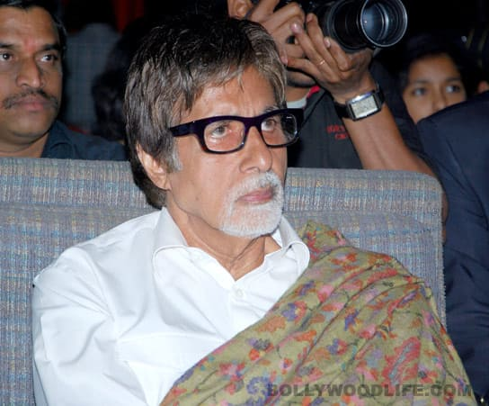 Amitabh Bachchan in severe pain after surgery!
