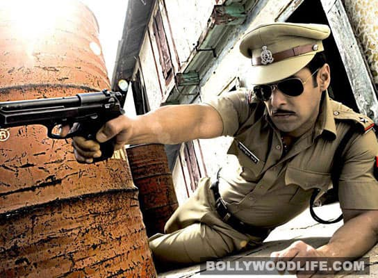 Salman Khan in Dabangg: I will make many holes in your body