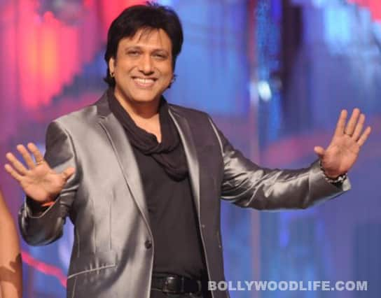 Govinda: You felt chilli when I twirled the girl, what can I do?