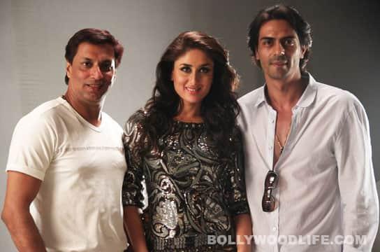Why did Kareena Kapoor agree to get intimate with Arjun Rampal?