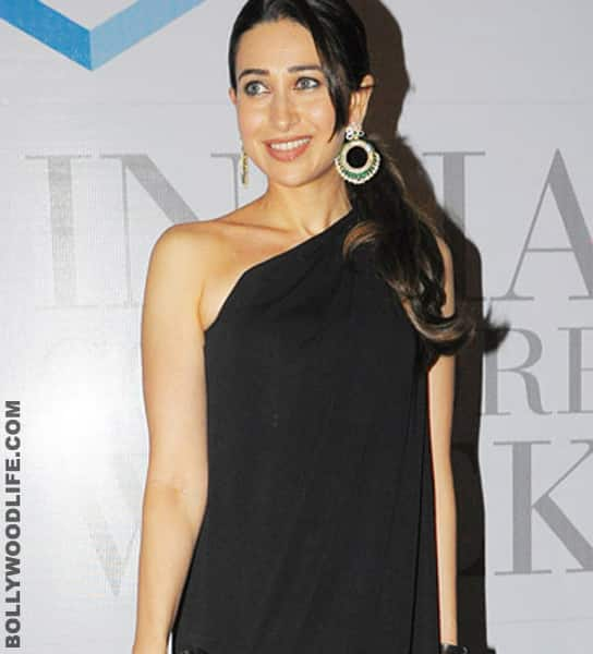 Can Karisma Kapoor pass off as an item girl?