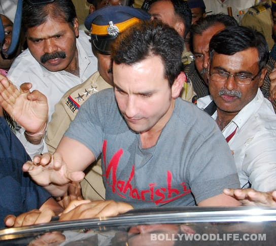 Saif Ali Khan brawl update: what happened that night