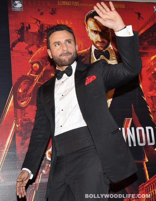 Saif Ali Khan brawl: publicity stunt for 'Agent Vinod'?