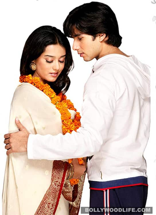 Shahid Kapoor and Amrita Rao together again!