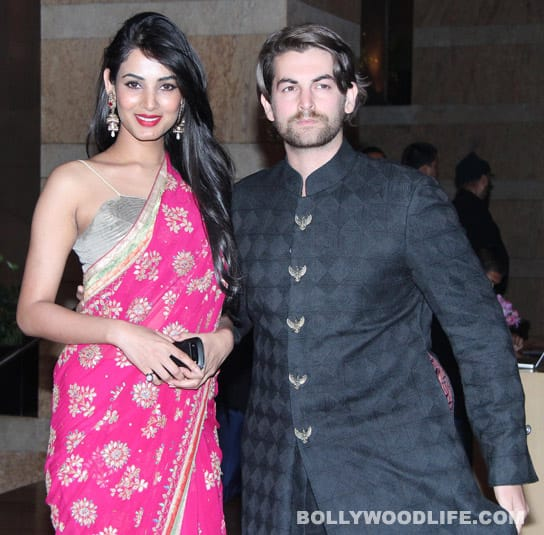 Is Neil Nitin Mukesh dating Sonal Chauhan?