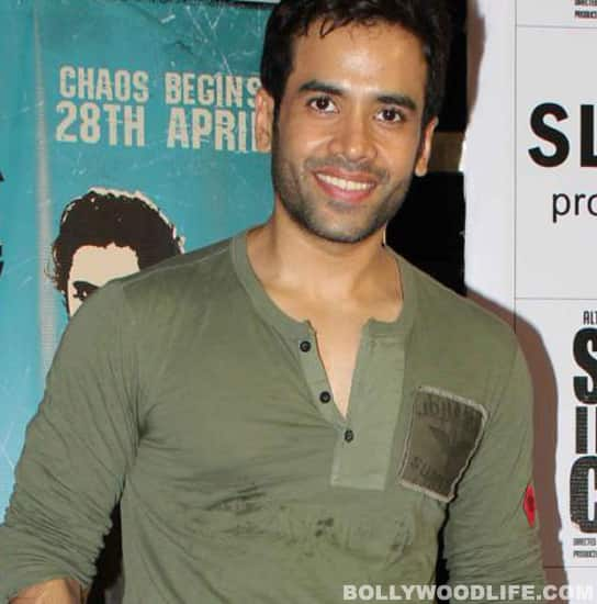 Tusshar Kapoor turns co-producer for money