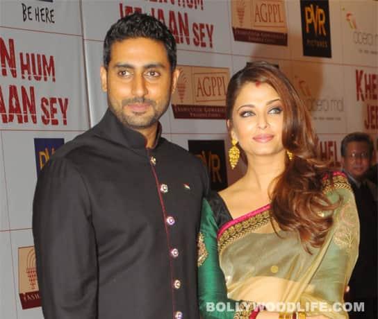 Aishwarya Rai-Abhishek Bachchan pay back RajkumarSantoshi?
