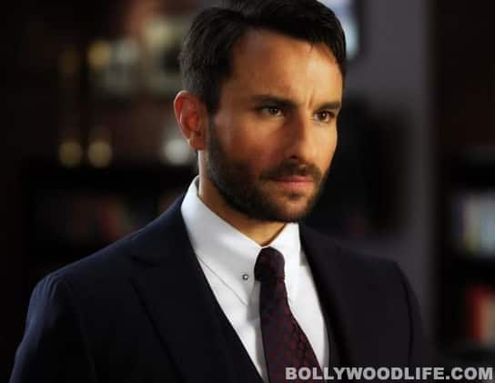 Is Saif Ali Khan going overboard with his damage control?