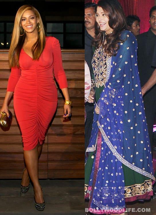 Who's hotter: Aishwarya Rai Bachchan or Beyonce?