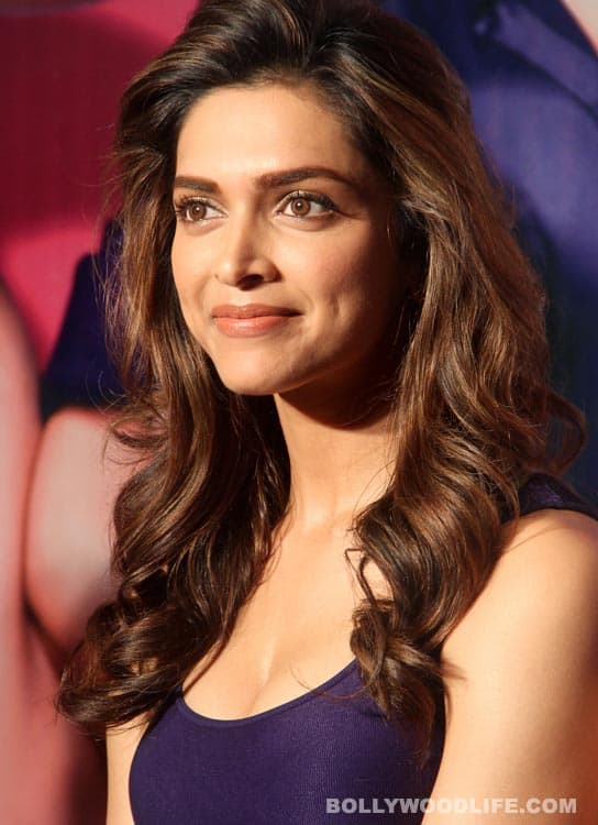 Is Deepika Padukone getting close to Rajinikanth's camp?
