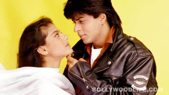 When Shahrukh Khan and Kajol sang 'Happened to you is love, beloved'!