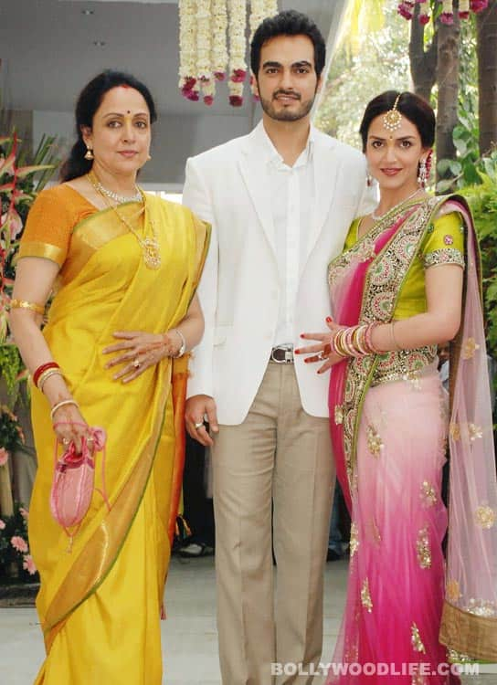 Esha Deol on engagement: I'm very happy