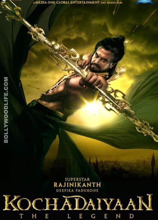 Rajinikanth's 'Kochadaiyaan': Second poster