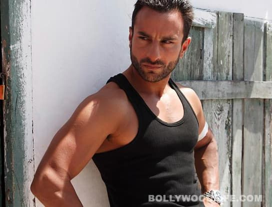 Saif Ali Khan booked for assaulting businessman!