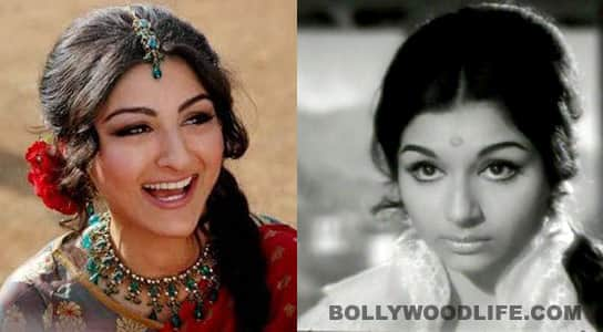Soha Ali Khan to be styled like Sharmila Tagore in new film