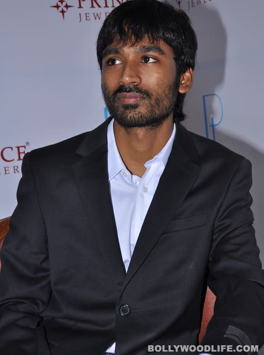 Dhanush speaks about 'Kolaveri di' at IIM-Ahmedabad