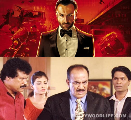 How are 'Agent Vinod' and 'CID' connected?