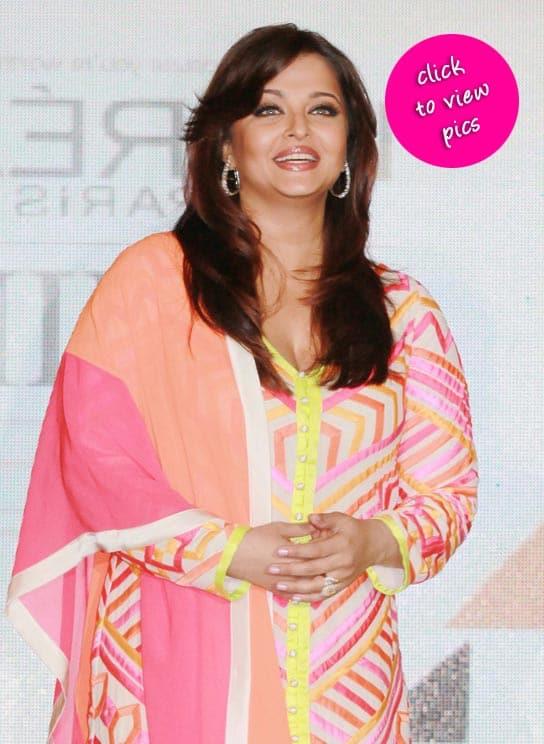 Aishwarya Rai Bachchan releases Beti Aaradhya'spictures