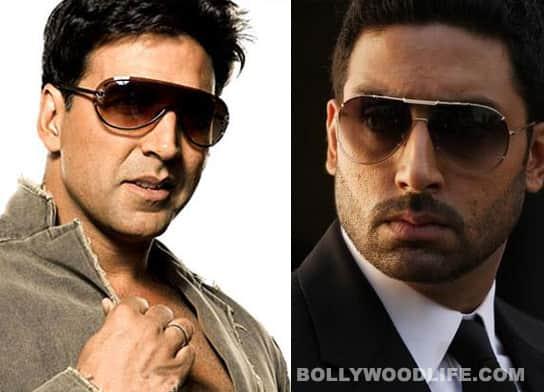 Abhishek Bachchan loses film to AkshayKumar