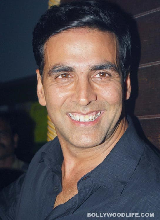 Is Akshay Kumar aping Govinda in 'Rowdy Rathore'?