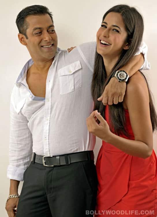 Salman Khan-Katrina Kaif's chemistry magical: KabirKhan