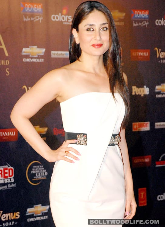 Why is Kareena Kapoor refusing to wear a bikini?