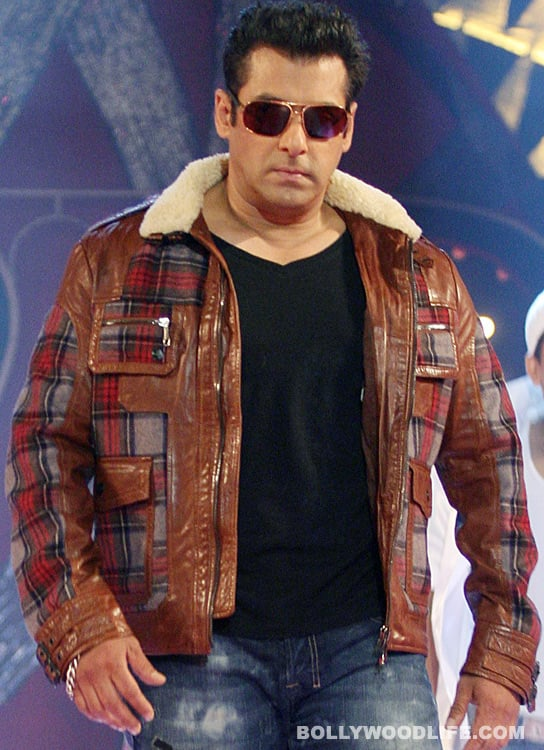 Salman Khan's shoot disrupted
