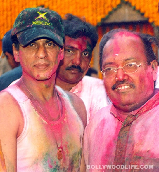 When Bollywood celebrates the festival of colours Holi