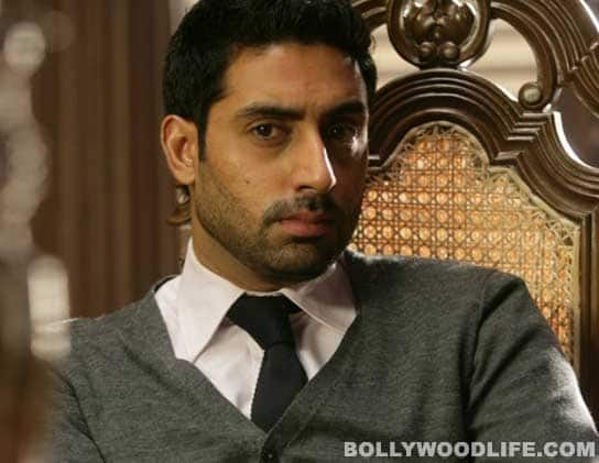 Who wants acting tips from Abhishek Bachchan?