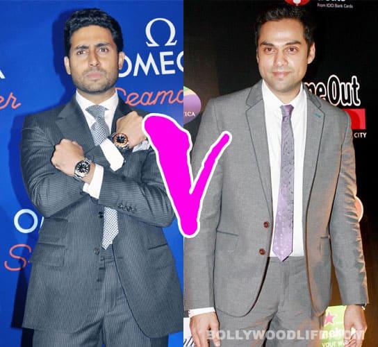 Abhishek Bachchan's loss is Abhay Deol's gain