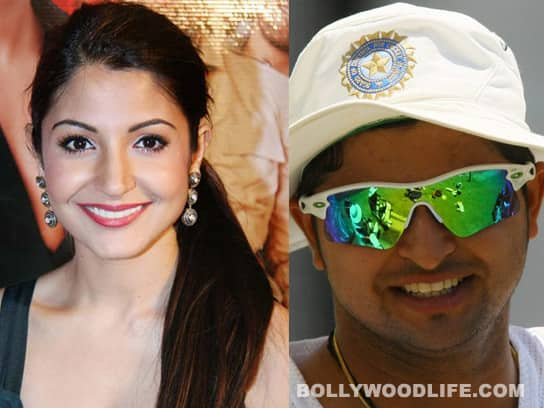 Is Anushka Sharma dating Suresh Raina?