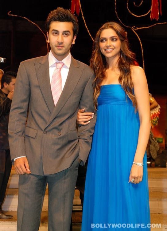 Ranbir Kapoor confesses his love to Deepika Padukone!