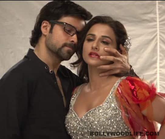 Vidya Balan-Emraan Hashmi in 'Yeh Ganda Chitra'